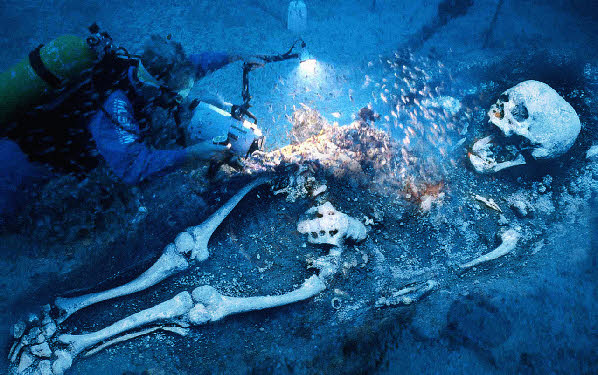 Кроме того, затопленными окажутся обширные прибрежные земли, на которых сегодня проживает более